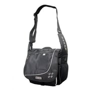 G-Tech Messenger Bag; Black