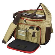 G-Tech Messenger Bag; Brown
