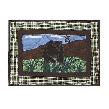 Patch Magic Bear Country Placemat (Set of 4)