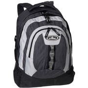 Everest Deluxe Backpack; Charcoal / Gray / Black