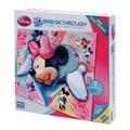 Mega Brands 200 Piece 3D Breakthrough Minnie Mouse Puzzle