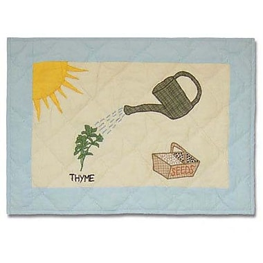 Patch Magic Herb Garden Placemat (Set of 4)