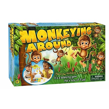 International Playthings Monkeying Around Board Game