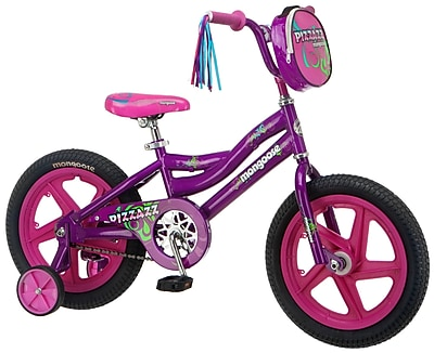Mongoose Girl's Pizazz Road Bike
