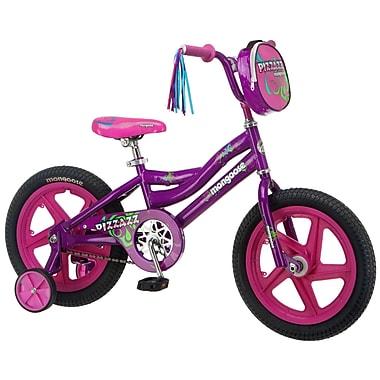 Mongoose Girl's Pizazz Road Bike