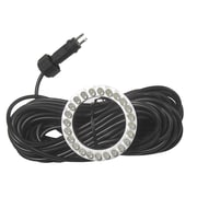 Complete Aquatics 24 Pin LED Ring Fountain Light; White