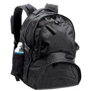 G-Tech DJ Backpack; Jet Black