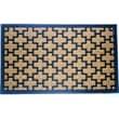 Geo Crafts Tuffcor Panama Cross Mat; 18'' x 30''
