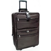 Preferred Nation High Voltage 26'' Suitcase; Brown