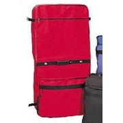 Preferred Nation Outdoor Gear Deluxe Garment Bag; Red