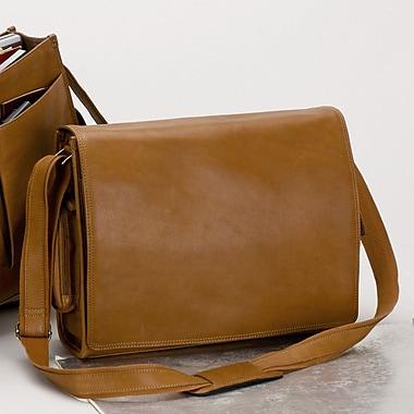 Bellino Bellino Messenger Bag; Tan