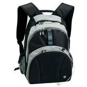 G-Tech Soundwave Backpack; Grey with Black
