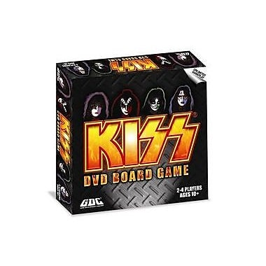GDC-GameDevCo.Ltd Kiss DVD Board Games