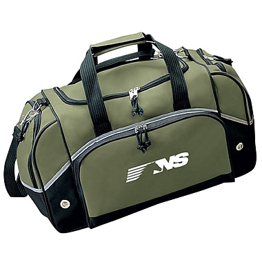 Preferred Nation 20.5'' The Sportsline Gym Duffel; Olive