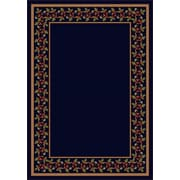 Milliken Design Center Onyx Wildberry Area Rug; 5'4'' x 7'8''