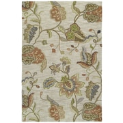 Kaleen Inspire 64 Spectacle Rose Area Rug; 4' x 6'