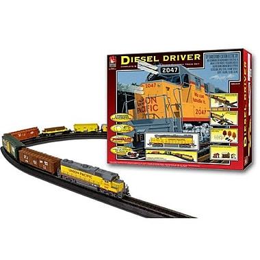 Life-Like Diesel Driver Train Set