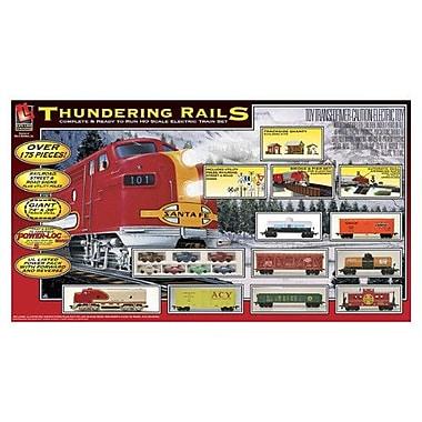 Life-Like Thundering Rails Train Set