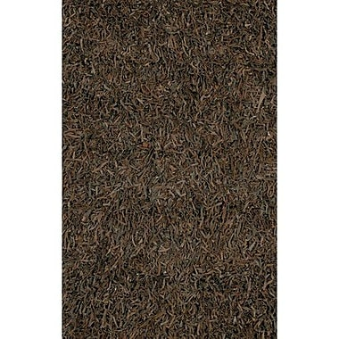 Chandra Art Brown/Tan Area Rug; 3'6'' x 5'6''
