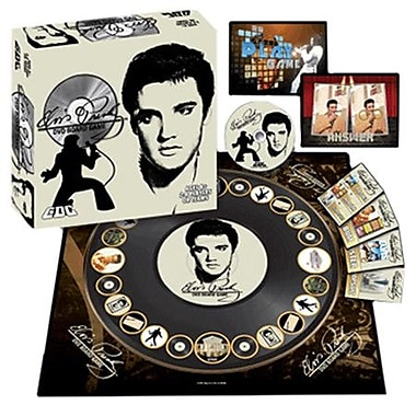 GDC-GameDevCo.Ltd Elvis Presley DVD Board Game