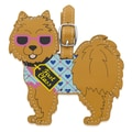 Little Gifts Pomeranian Luggage Tag