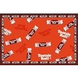 Fun Rugs Tootsie Roll Candy Kids Rug; 3'3'' x 4'10''