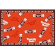 Fun Rugs Tootsie Roll Candy Kids Rug; 1'7'' x 2'5''