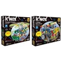 K'NEX Transport Chopper and 4 Wheel Drive Truck