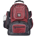 FUL Beale Street Laptop Backpack; Burgundy
