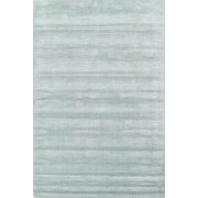 KAS Rugs Transitions Frost Blue Horizon Area Rug; 2'6'' x 4'2''
