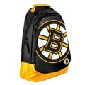 Forever Collectibles Core Structured Backpack; Boston Bruins