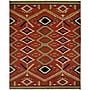 Wildon Home Multi Color Rug; 6' x 9'