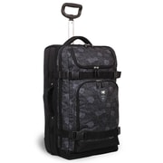 J World Vine 20''  2 Wheeled Carry-On Duffel; Hawaii