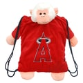 Forever Collectibles Pal Backpack; Los Angeles Angels of Anaheim