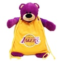 Forever Collectibles Pal Backpack; Los Angeles Lakers