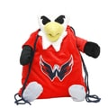 Forever Collectibles Pal Backpack; Washington Capitals