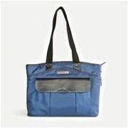 Clark & Mayfield Newport Laptop Tote Bag; Navy