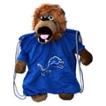 Forever Collectibles Pal Backpack; Detroit Lions