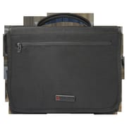 ECBC Poseidon Messenger Bag; Black