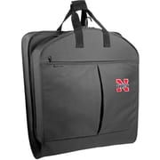 Wally Bags NCAA Suit Length Garment Bag; Nebraska