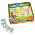 Puremco Double 18 Dominoes Game