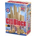 Citiblocs 300 Piece Building Block Set in Natural Colors