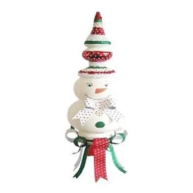Creative Design Snowman and Bow Table