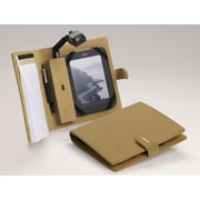 Periscope  Cover+Light Folio for Kindle Wi-Fi, Kindle Touch, and nook Simple Touch; Camel