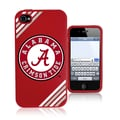 Forever Collectibles NCAA Soft iPhone Case; Alabama - Red