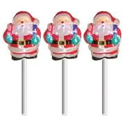 Brite Star LED Icy Santa Pathmarkers Christmas Decoration (Set of 3)