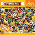 MasterPieces Candy Brands Tootsie Rolls 1000 Piece Jigsaw Puzzle