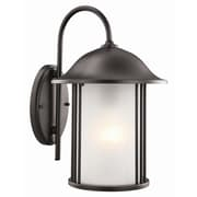 Design House Hannover 1 Light Outdoor Downlight Wall Lantern