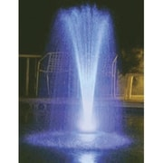 Complete Aquatics Compact Floating Fountain LED Light; Color Changing
