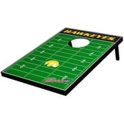 Tailgate Toss NCAA Football Cornhole Game; Iowa